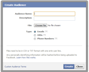 createcustomaudience