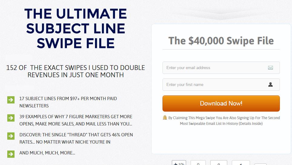 Simple Design. Simple Claim. Simple Copy.