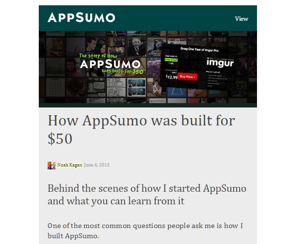app-sumo